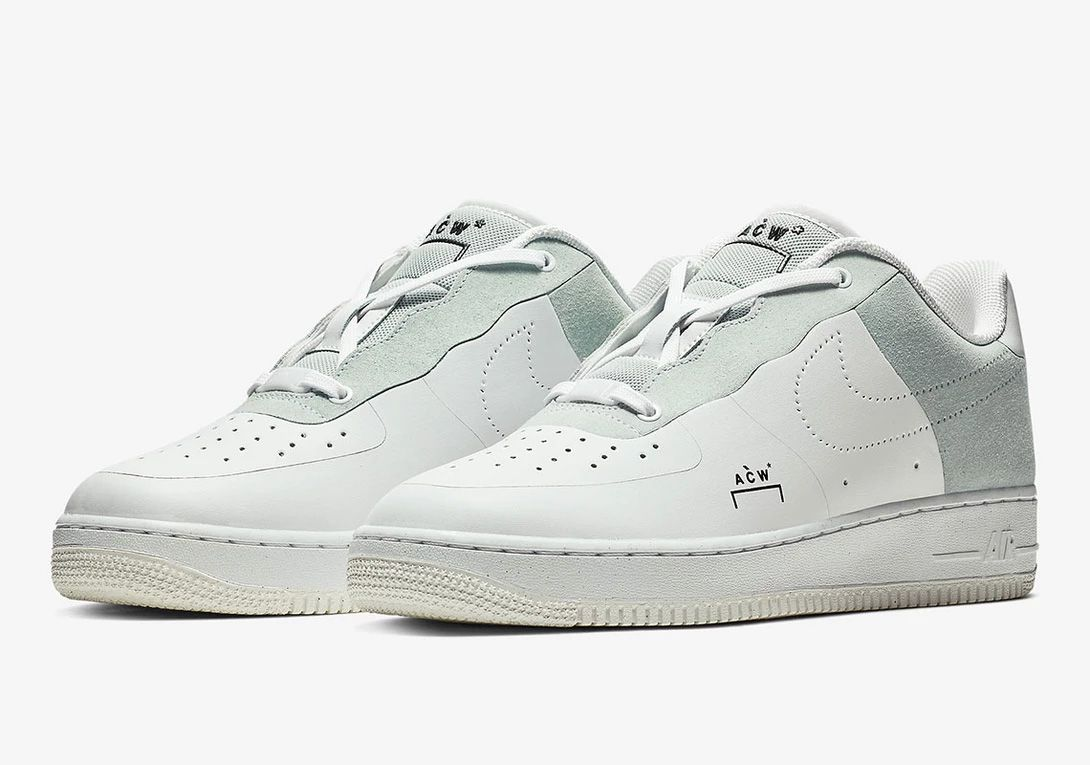 """ACOLDWALL* x Nike Air Force 1 Low """"White"""" Air force 1"""