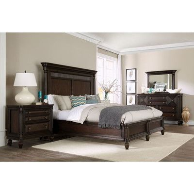 Broyhill Jessa Platform Customizable Bedroom Set