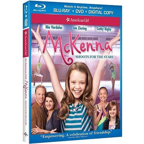 Movies Tv Shows American Girl Mckenna American Girl Nia Vardalos