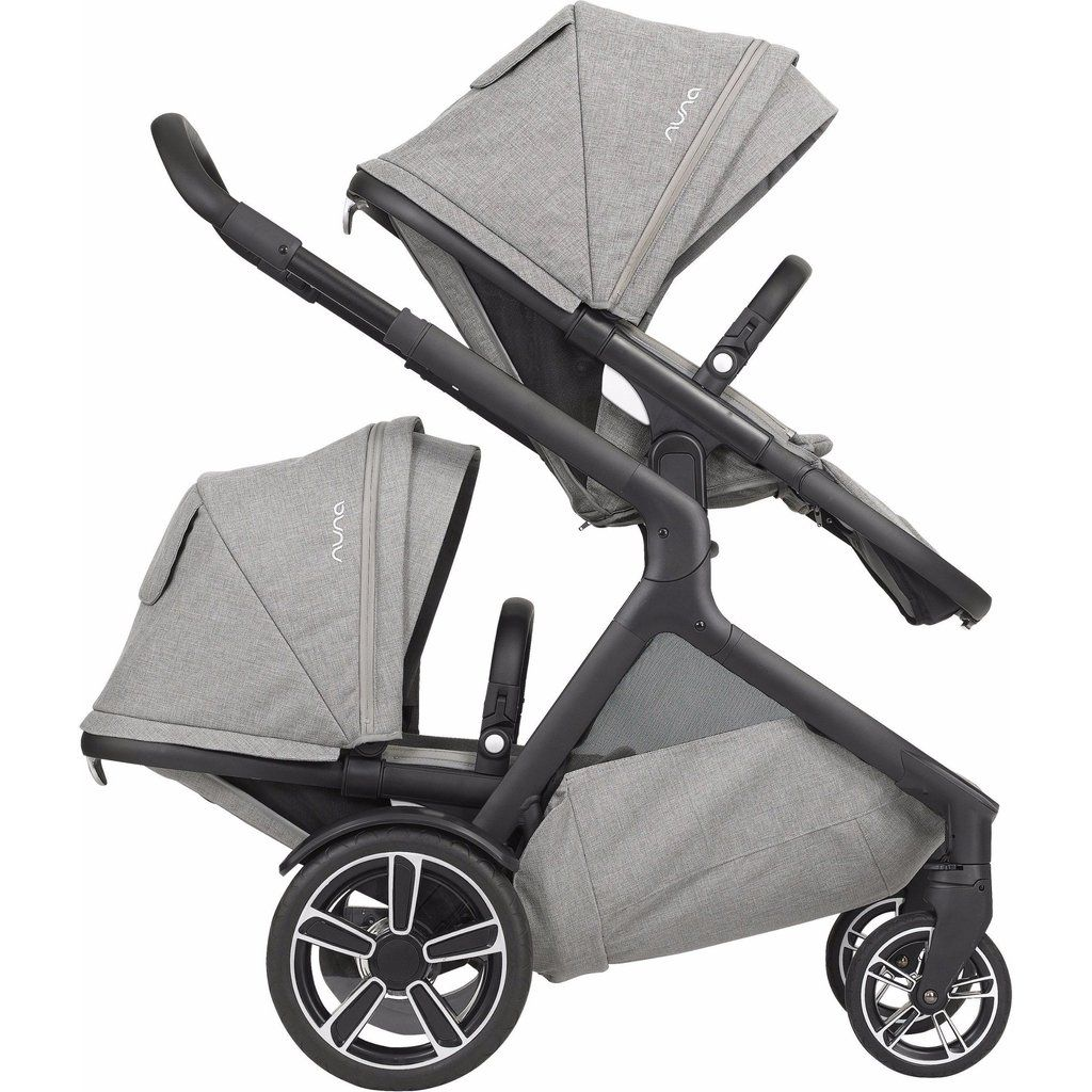 Nuna Demi Grow Double Stroller In 2020 Stroller Double