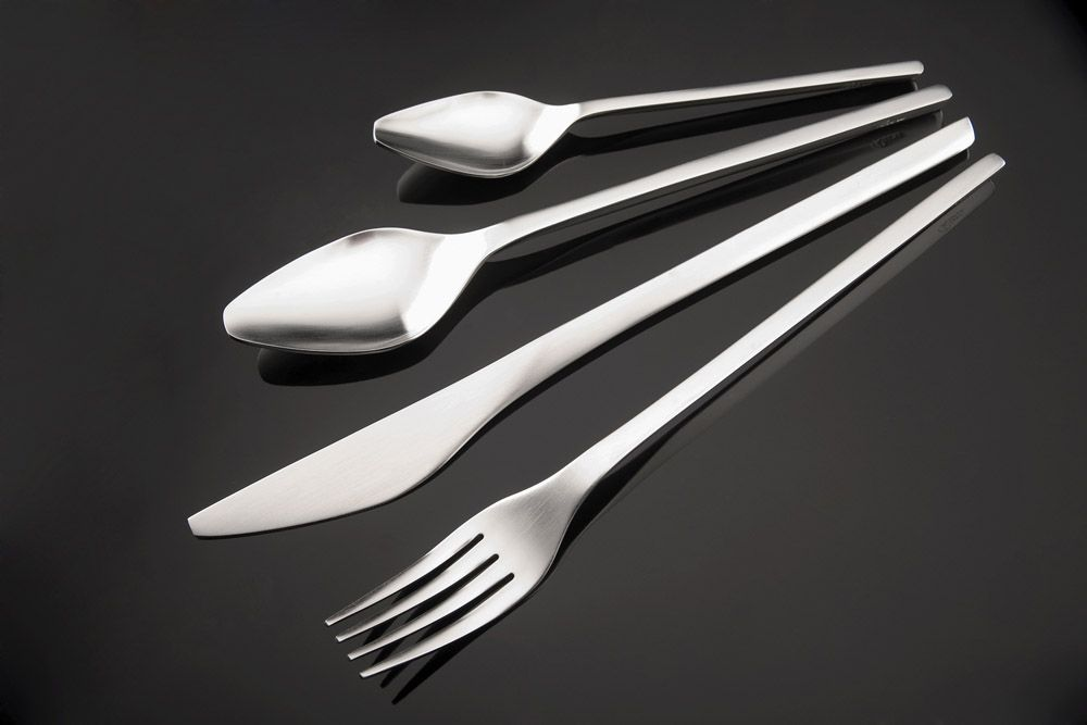 When a designer signs his name to his work, you can be assured he is proud and has done his brand justice. This latest collection of cutlery by Riva is signed by renowned architect Arthur Casas, the cutlery with his name has already become a Riva's classic and features local and international recognition. www.riva.com.br  #tableware #cutlery #flatware #riva