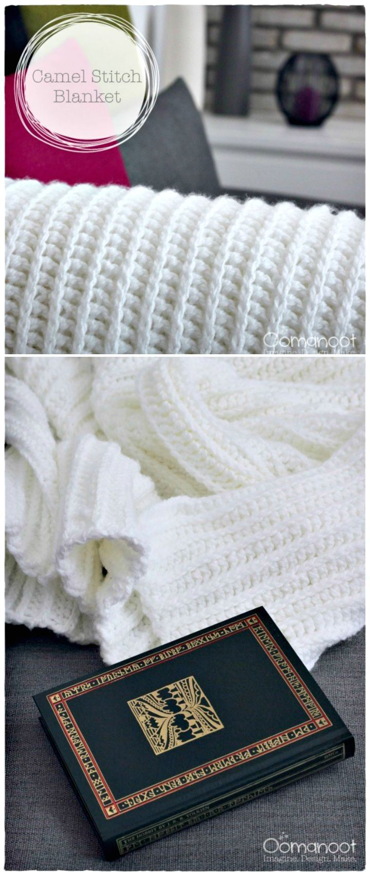 100 Free Crochet Blanket Patterns to Try Out This Weekend | Manta