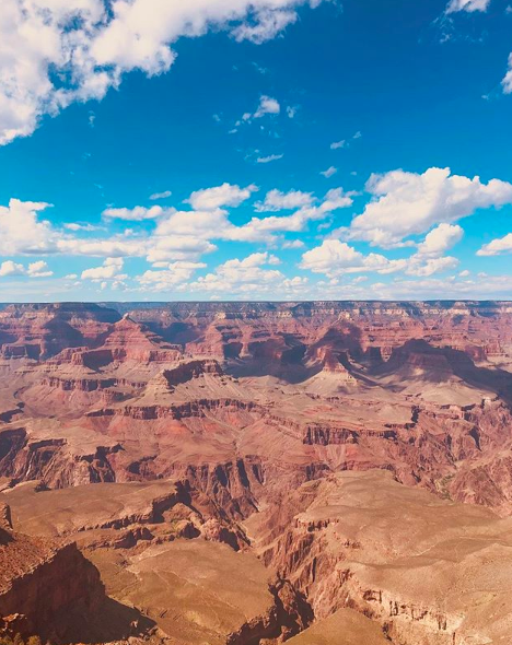 West Rim Bus Guided Walking Tour In 2019 Grand Canyon