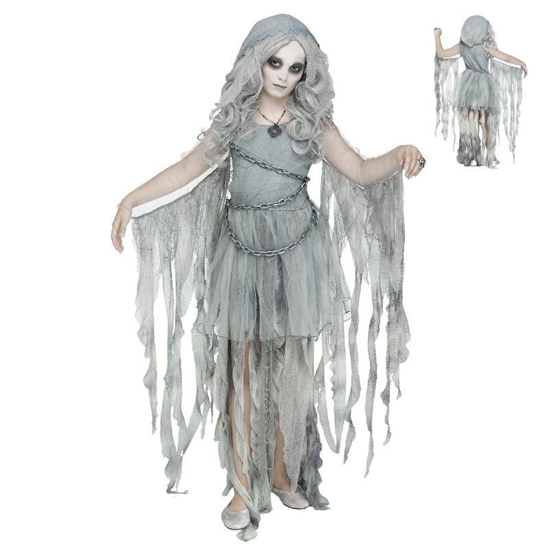 Enchanted Ghost Child's Halloween Costume #deguisementfantomeenfant