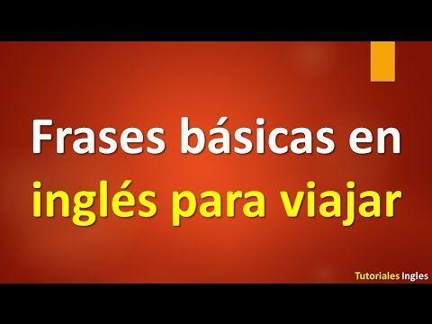 Vocabulario Y Pronunciacion En Ingles 1 Part 2 Youtube