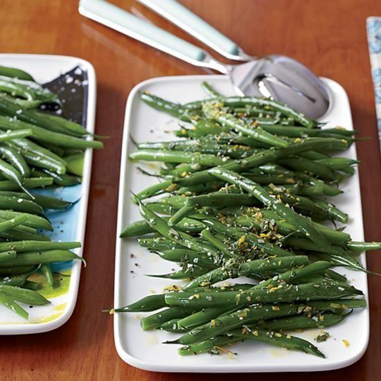 Thanksgiving Green Bean Recipes