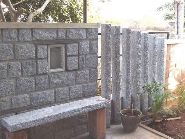 Compound Wall Design Pattern : Image result for chennai india house compound design