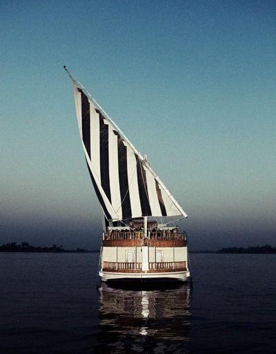 sailing stripes.