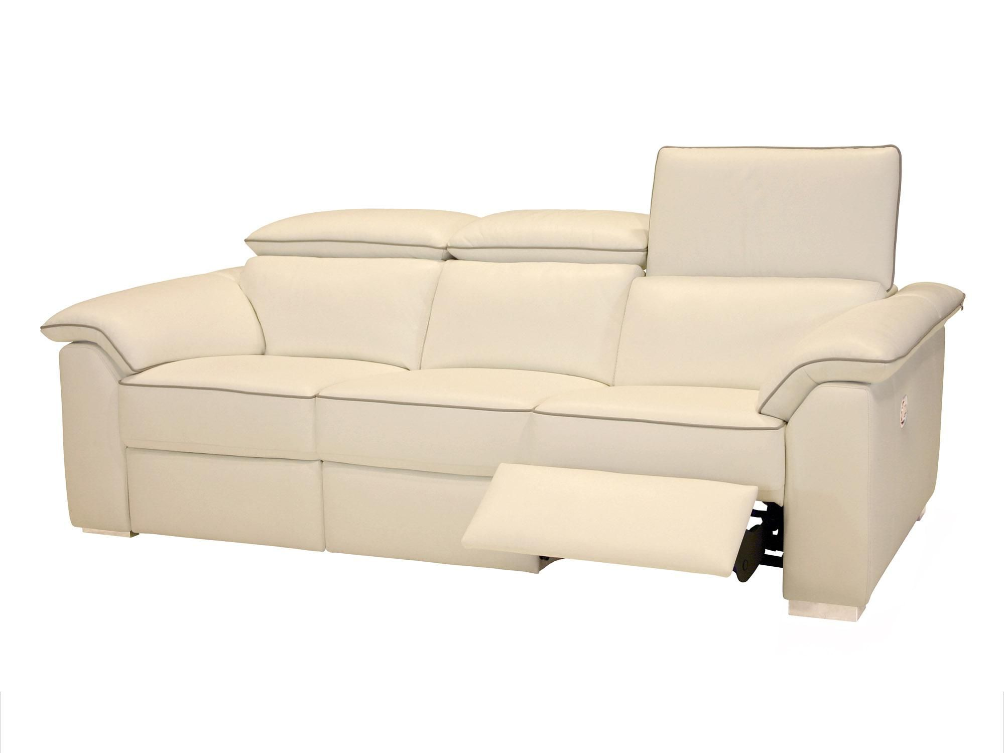 domicil arezzo sofa soft leather sectional reclining group home theater