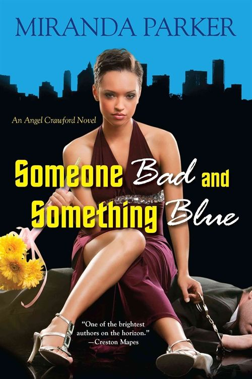 my novel SOMEONE Bad and Something Blue #prettybookcovers