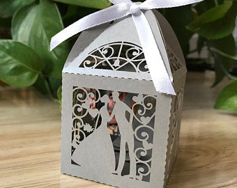 Etsy Your Place To Buy And Sell All Things Handmade Handmade Wedding Favour Boxes Personalised Wedding Presents Wedding Gift Boxes