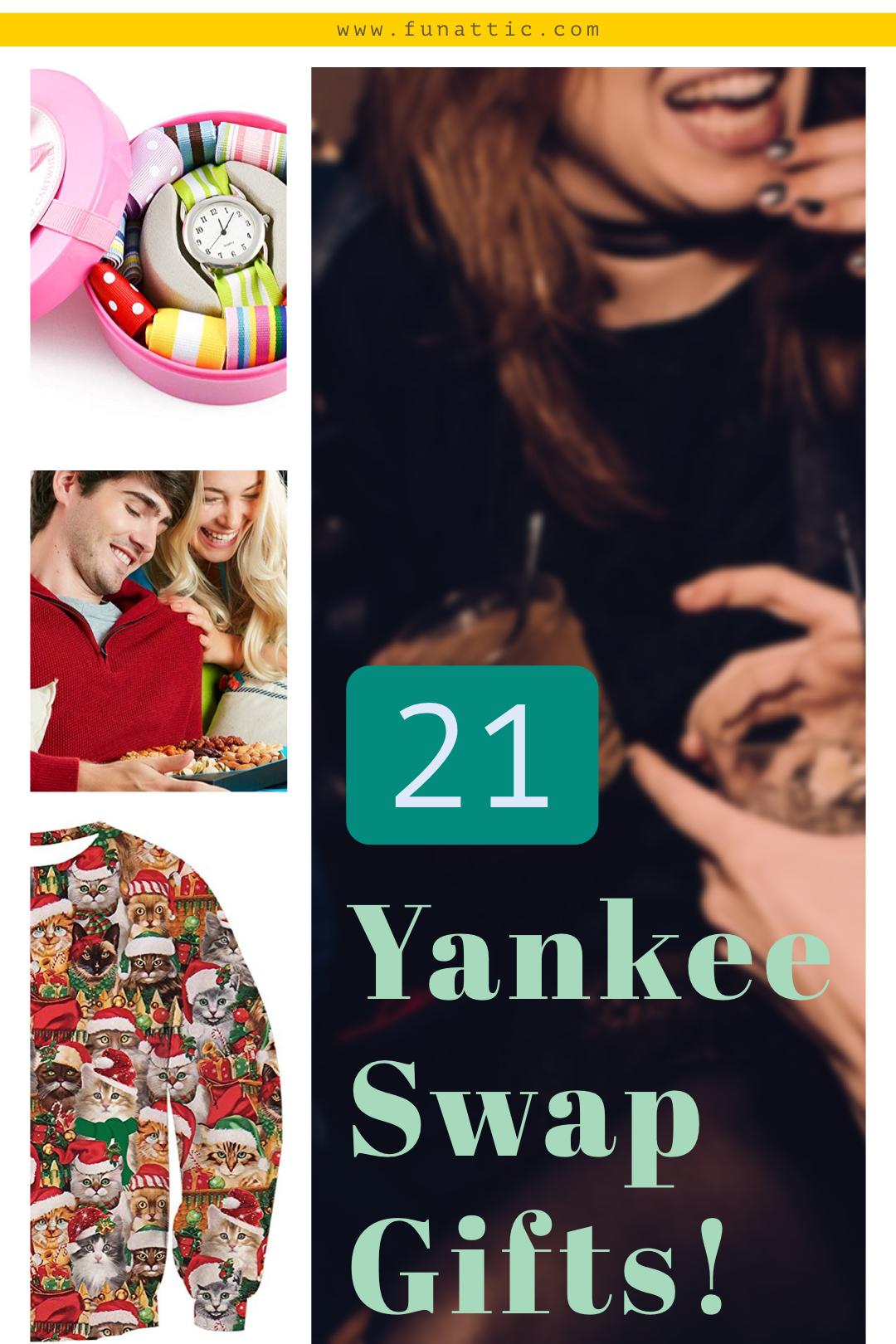 Best Yankee Swap Gifts | Best yankee swap gifts, Swap ...