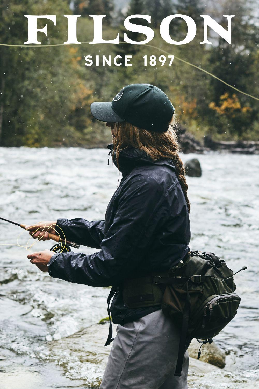 Pin On Filson Fishing