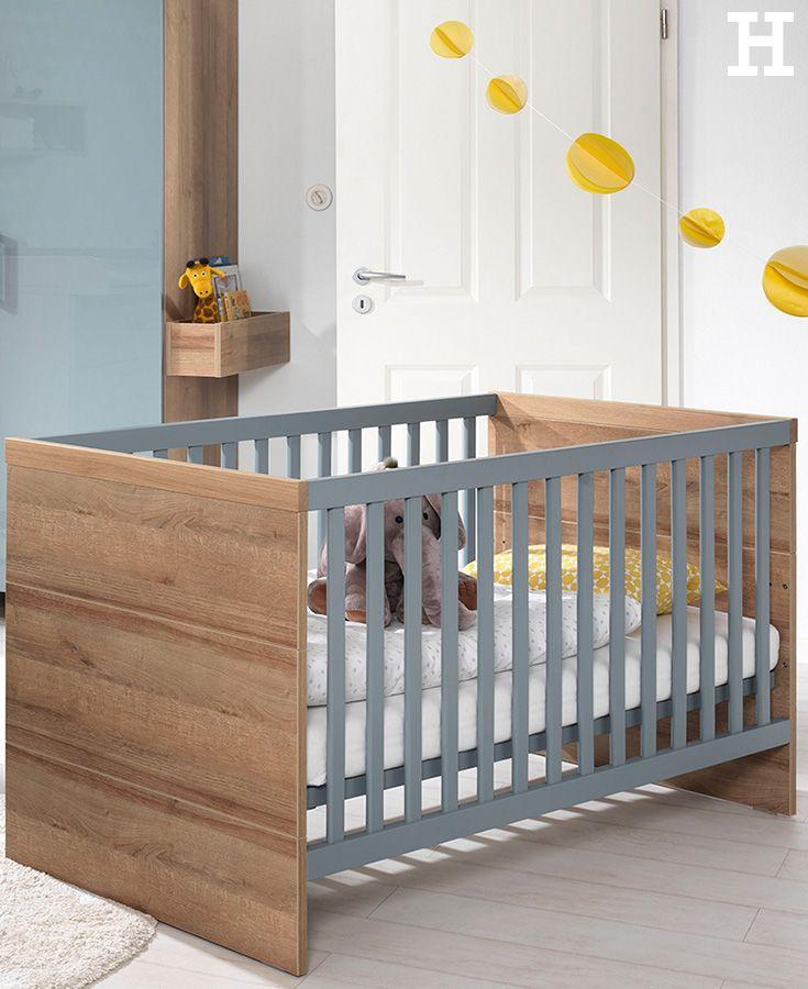 Besonders schön schlummern lässt es sich im Kinderbett