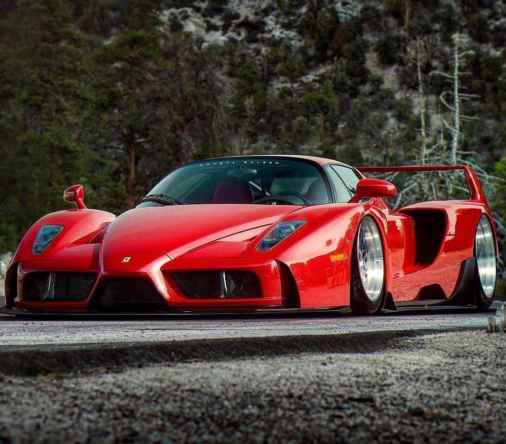 Ferrari Enzo: Sportauto's, Auto, Auto's