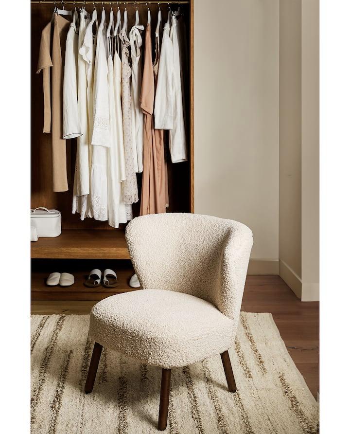 Image Du Produit Siege Coton Boucle Zara Home Zara Wohnzimmer