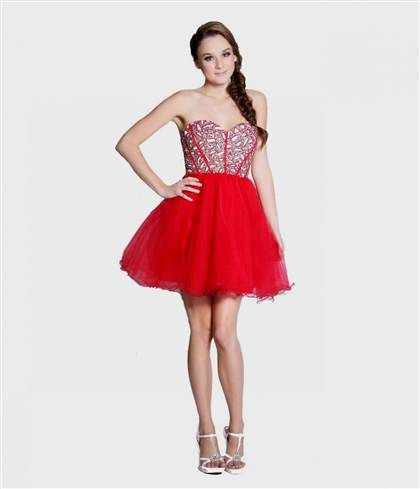 Cool red homecoming dress 2018/2019 Check more at http ...