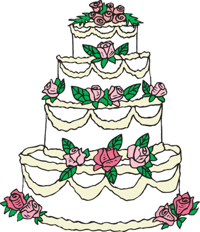 web design development clip art and wedding clip art rh pinterest com wedding cake clipart images wedding cake clip art black and white