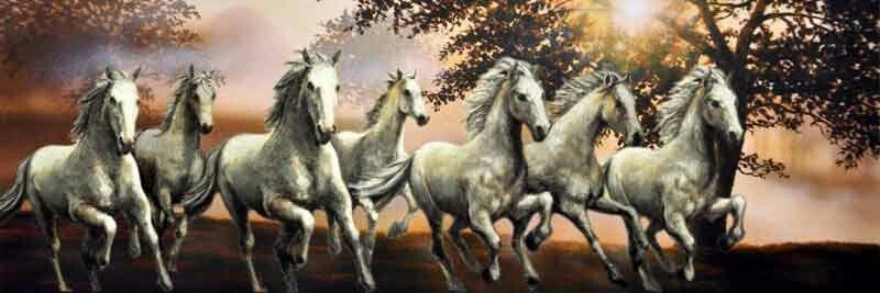 Pin By Ratan Bhujel On Artworks Horse Wallpaper Running Horses Horse Painting