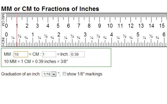 Pin By Mango People On Miscellaneous Millimeter Ruler Inch Ruler