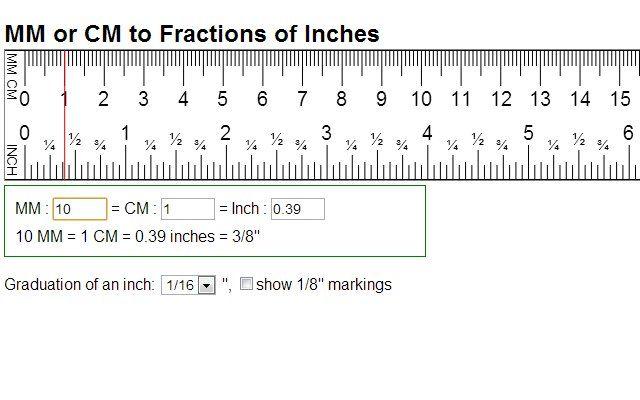 Image Result For Printable Millimeter Ruler Actual Size Eyewear