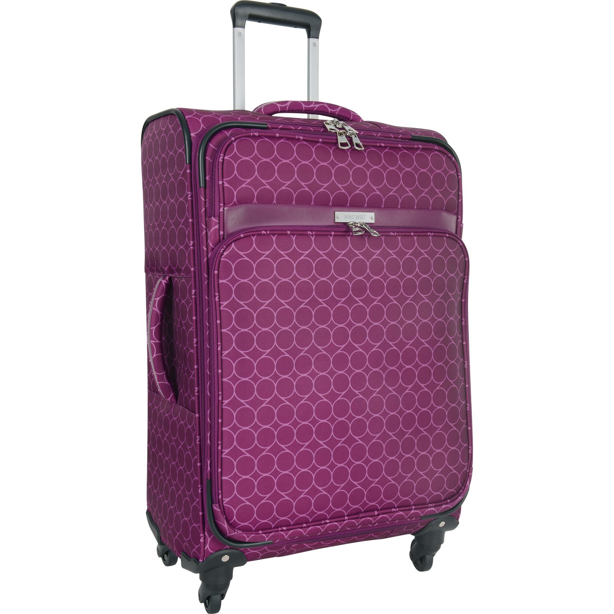 Nine West Brynn 24 Inch Expandable Spinner Suitcase