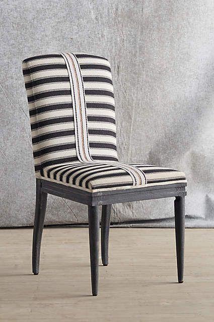 Grassland Stripe Dining Chair Anthropologie Com Anthrofave