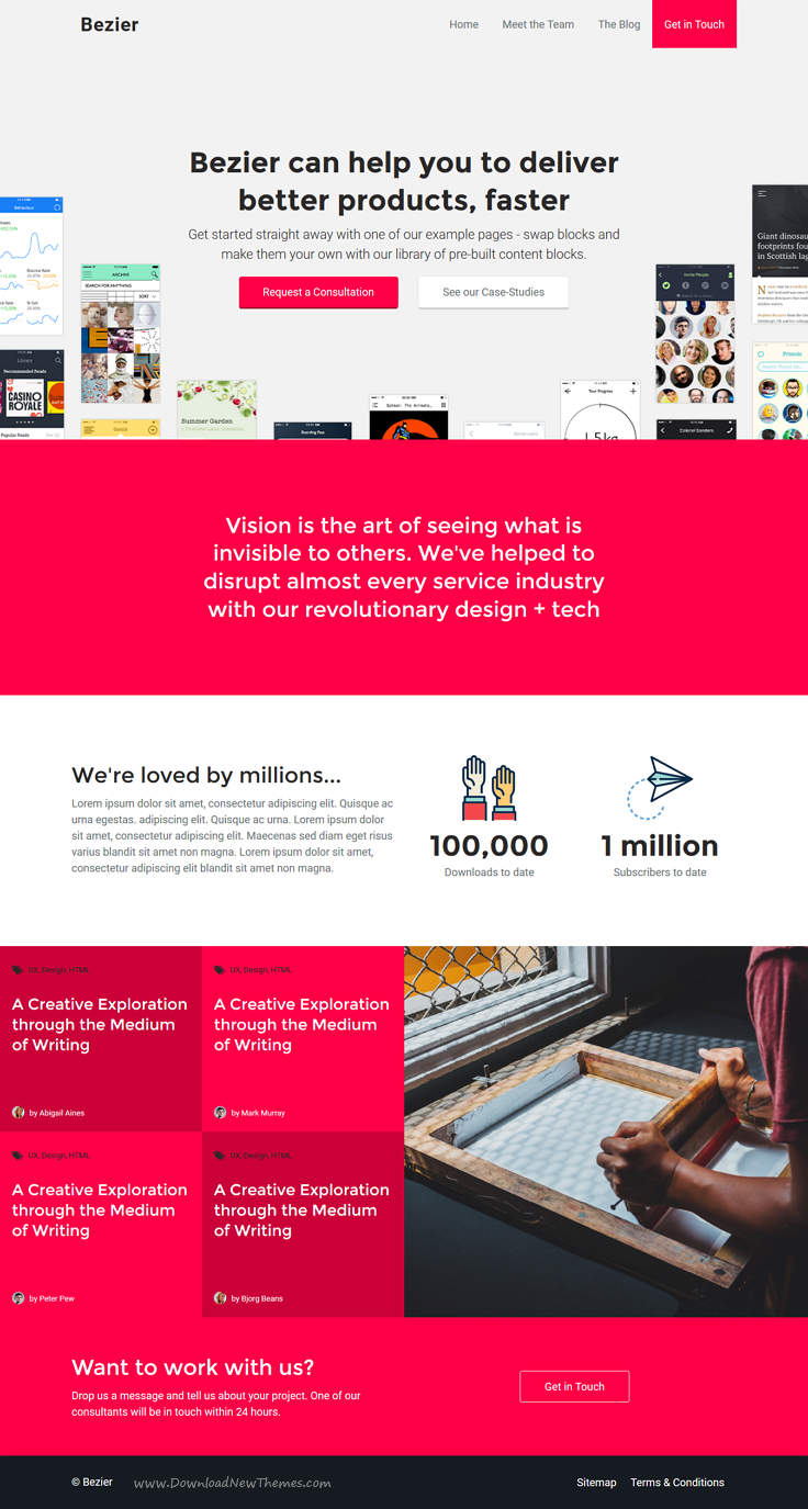 Fabricky is simple and minimal aesthetic premium bootstrap theme fabricky is simple and minimal aesthetic premium bootstrap theme for multipurpose business website wajeb Images