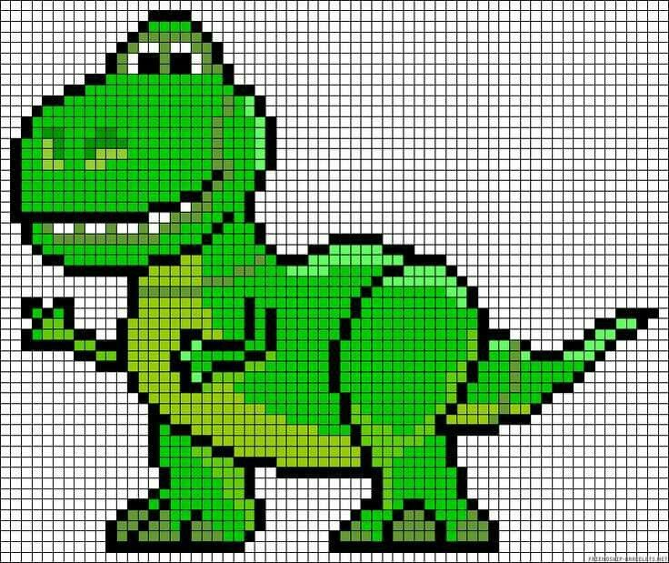 Dinosaurio Punto De Cruz Disney Punto De Cruz Angelitos Marcadores De Puntos De Cruz