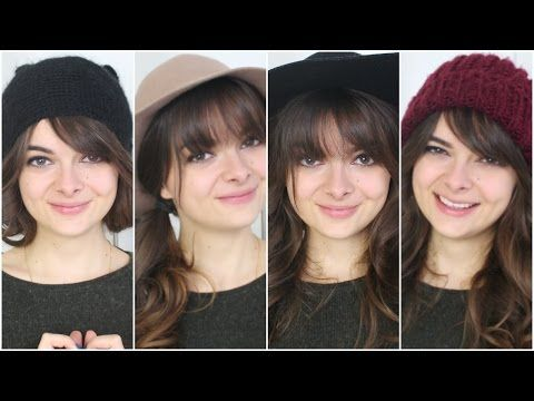 17++ Cute ways to style bangs ideas in 2021
