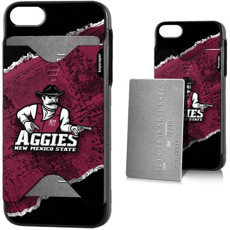 New Mexico State Aggies Apple iPhone 5/5s Credit Card Case