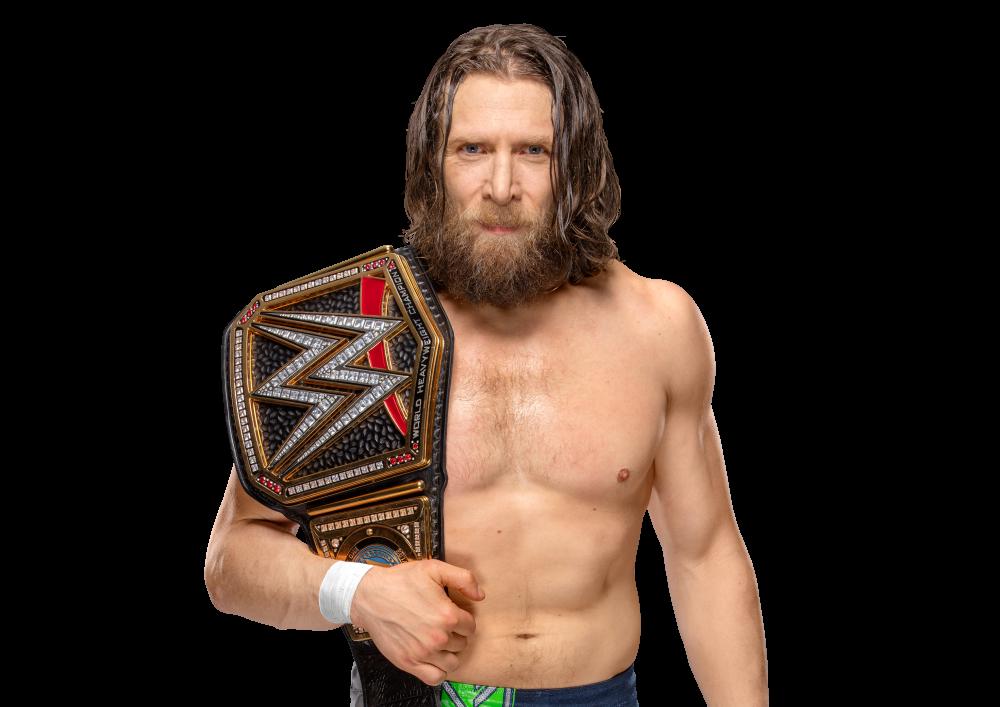 Wwe Tagteam Champion Daniel Bryan Champion Wrestling