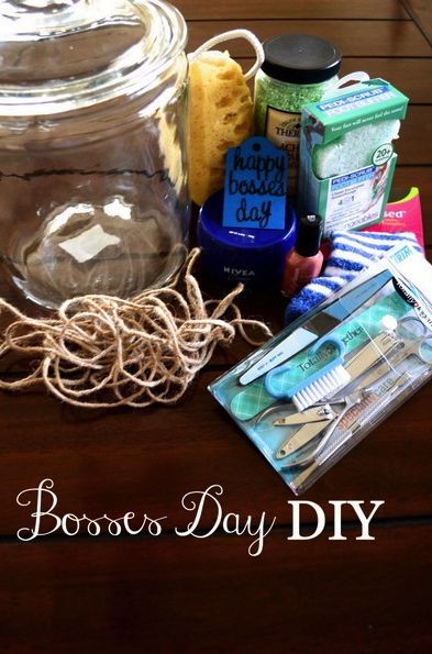 25 Diy Gift Ideas For Boss S Day That May Just Get You