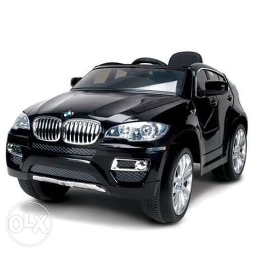 Battery Powered Bmw Kids Ride On Electric Car Power Wheels Operated