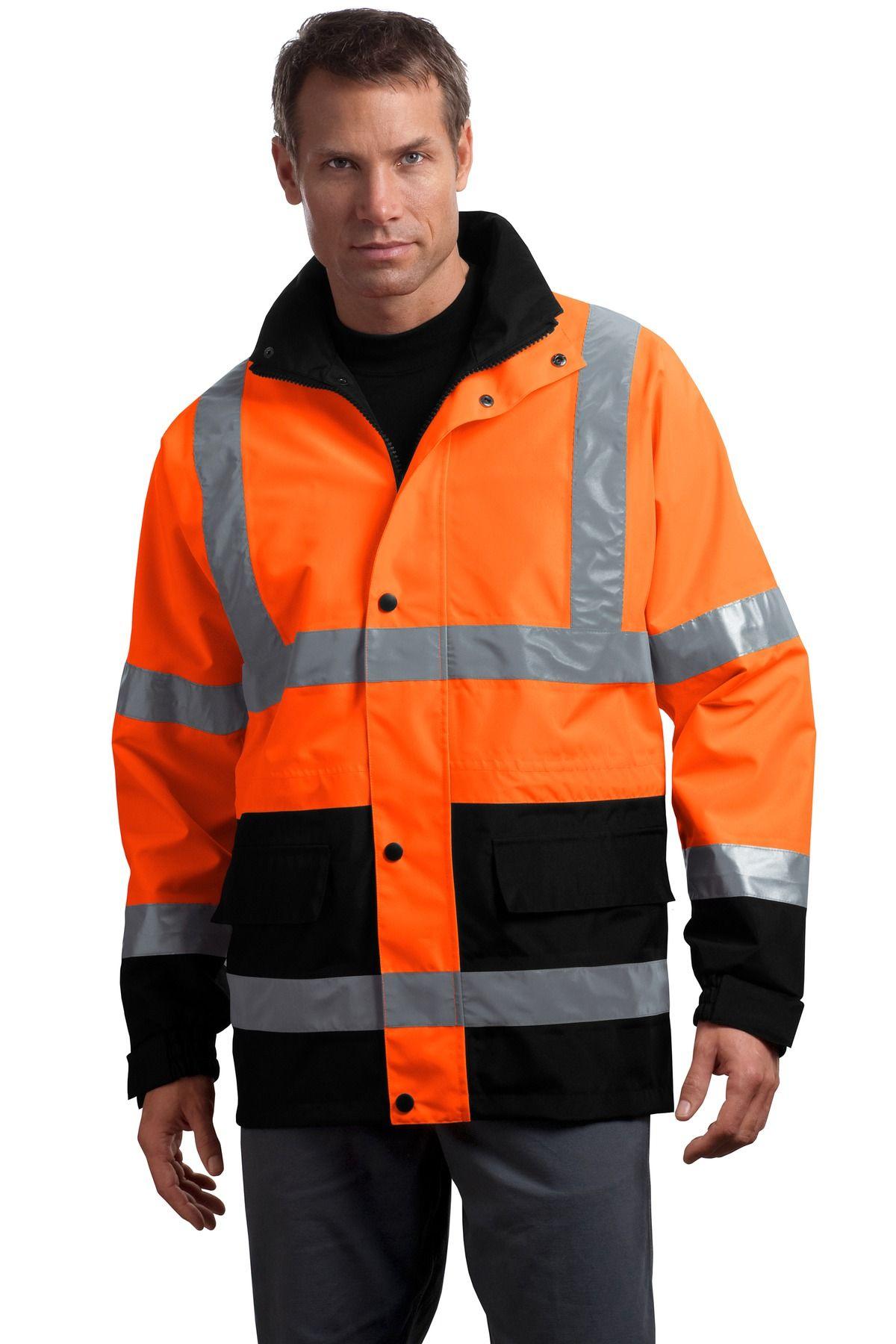 Image Matters, Safety, CornerStone® ANSI 107 Class 3