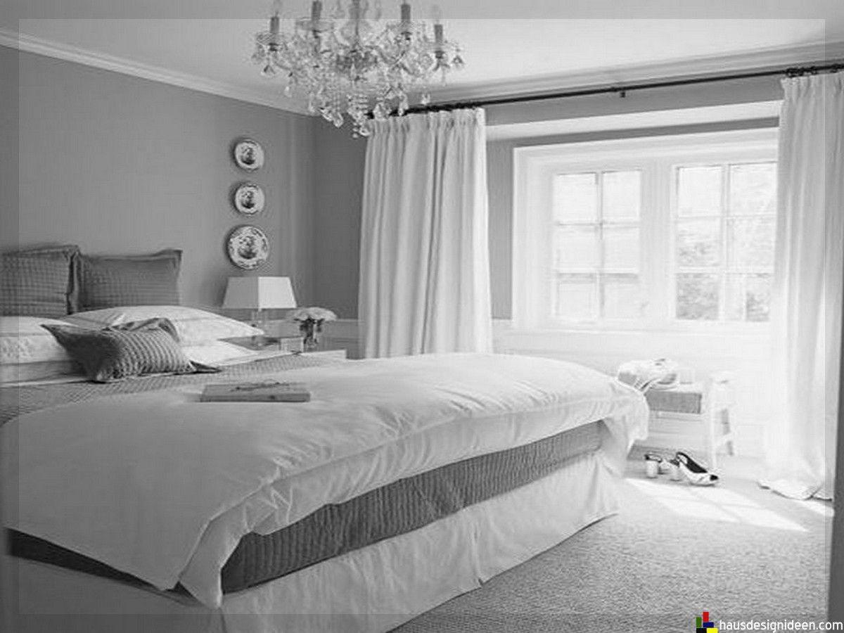 Schlafzimmer Ideen grau weiß 011   Master bedroom remodel ...