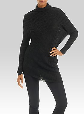 Asymmetric sweater | Simons