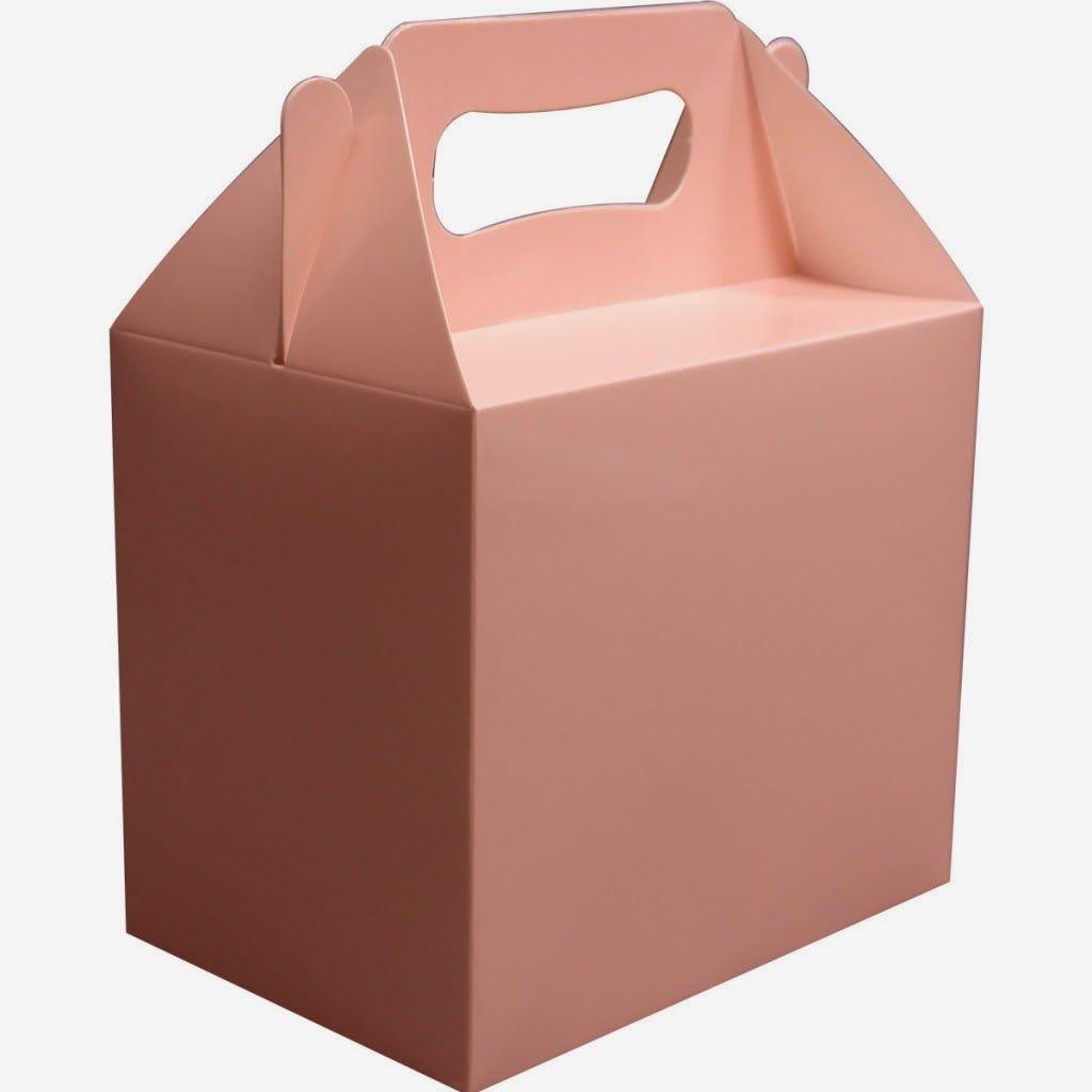Moldes gratis de cajas para fiestas ideas y material for Como hacer cajas de carton para regalo
