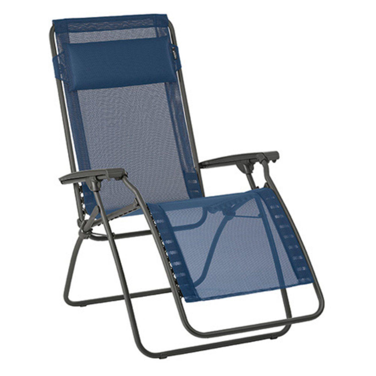 Outdoor Lafuma R Clip Reclining Zero Gravity Chair Siegel 2020 Relaxliege Campingstuhl Sonnenliege