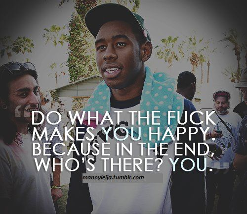 Tyler The Creator Quotes Unique Ttc 3  Health And Fitness  Pinterest Inspiration Design