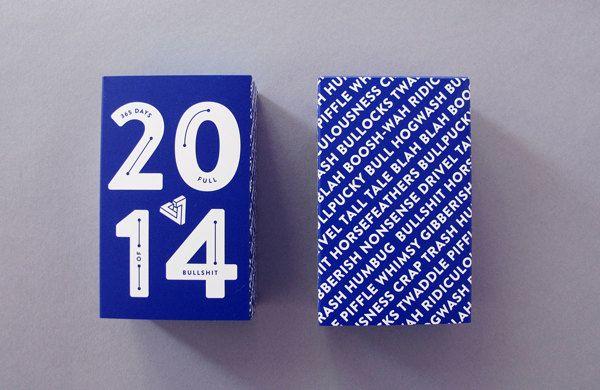Calendar 2014 – Vasava #bullshit