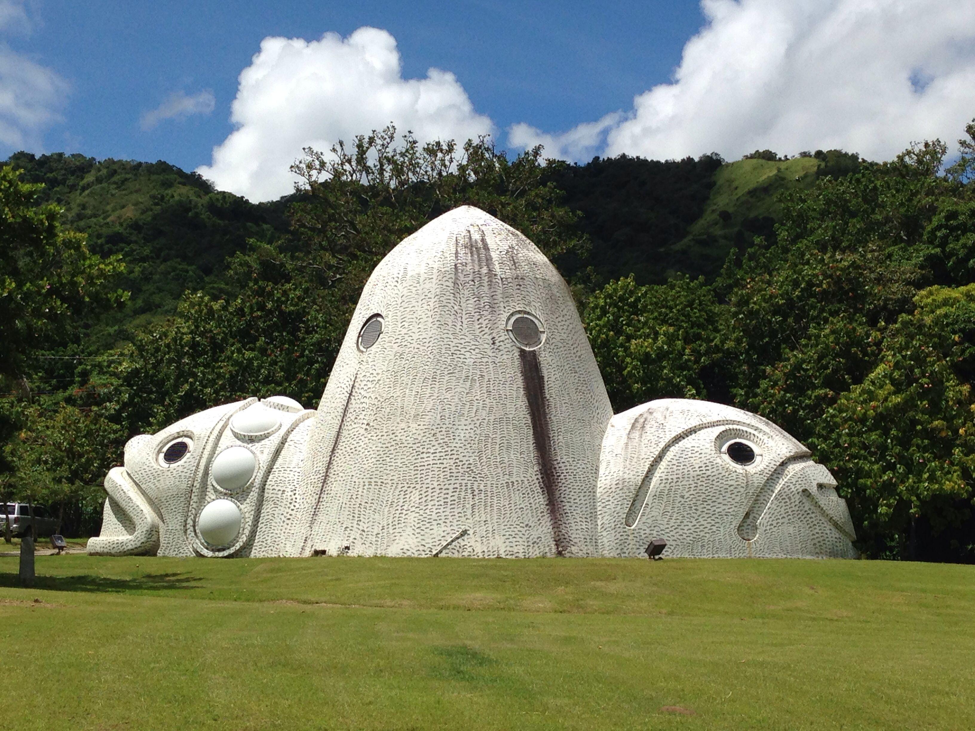 Museo Cemi Jayuya Puerto Rico Puerto Rico Pinterest Puerto  # Muebles De Pajilla Puerto Rico