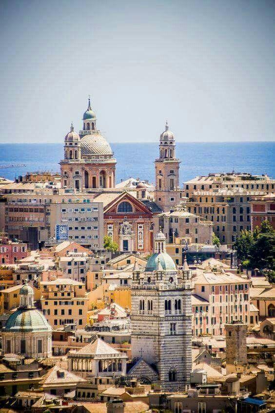 Genova | Places to See in 2019 | Genoa italy, Italy travel ...