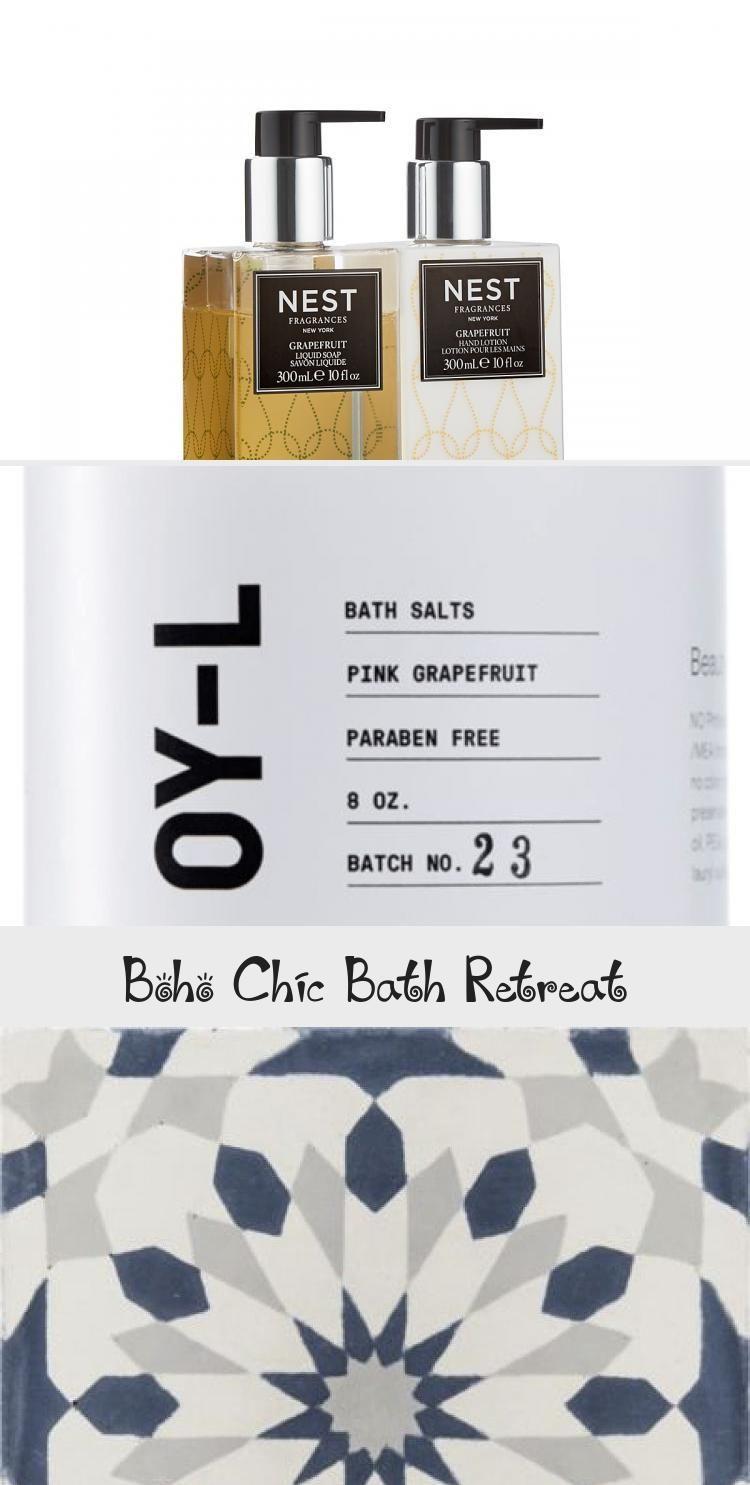 Photo of Boho Chic Bath Retreat – Boho Style