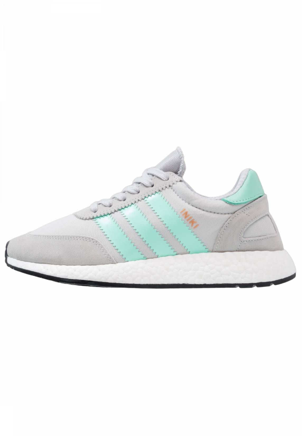 adidas Originals. INIKI RUNNER Trainers light solid grey