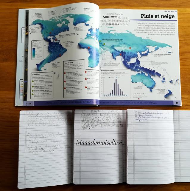 Nos Activites Sur La Guyane Livre La Terre Comme Vous Ne L Avez Jamais Vue Activite Geographie Instruction En Famille