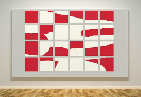 Corporate Wall Art Extra Large Wood Wall Sculpture Decor | Art Plans ...