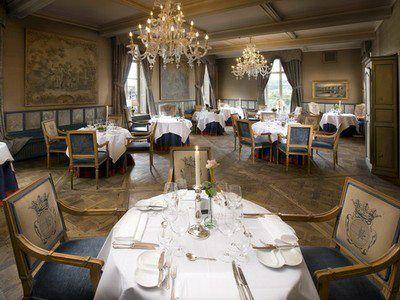 Château Neercanne   Hotel restaurant, Restaurant, Chateau