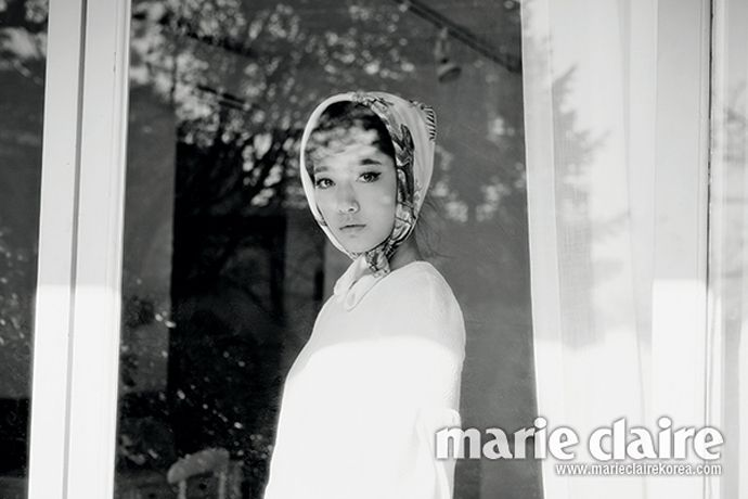 Park Shin Hye // Marie Claire Magazine March Issue '14 ☆ #Kdrama