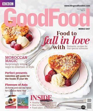 Bbc good food middle east magazine food everyday dishes and dishes bbc good food magazine february 2013 forumfinder Gallery